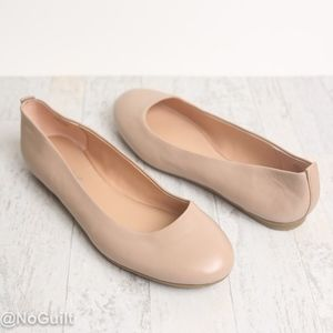 Nude Flats Size 11 by Easy Spirit E360